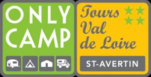 Logo onlycamp tours val de loire